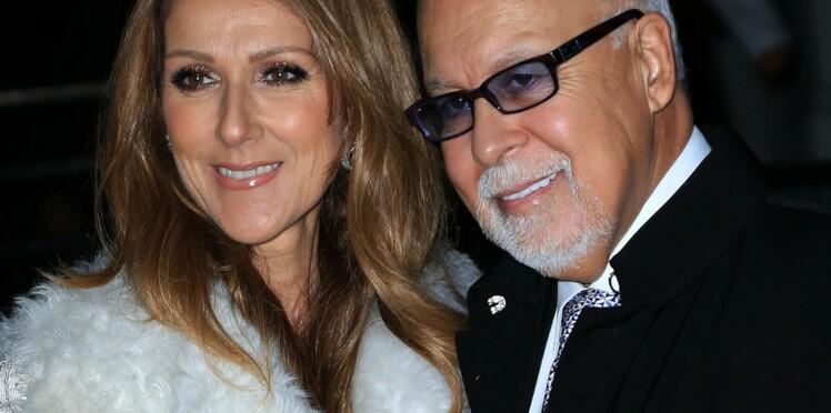 Céline Dion donne des nouvelles de René, opéré d'une tumeur à la gorge