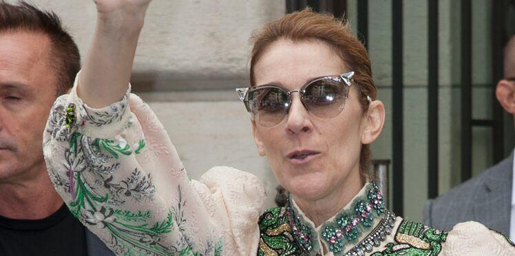 Vidéo- Celine Dion en pleine crise d'ado? Et maintenant, la danse très suggestive