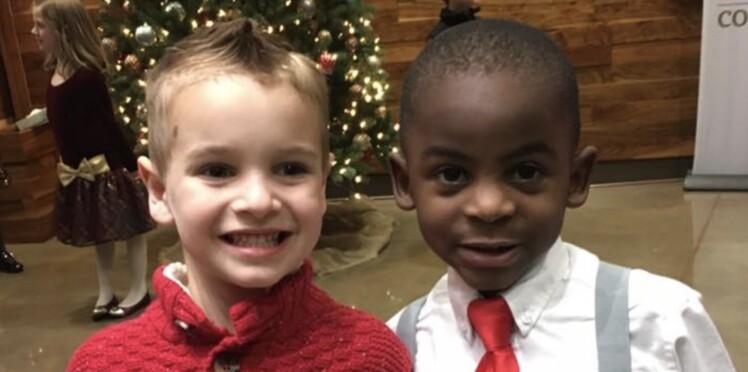 Ces deux enfants délivrent un magnifique message de tolérance