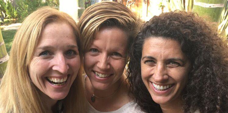 Ces trois copines ont déjoué une tentative de viol