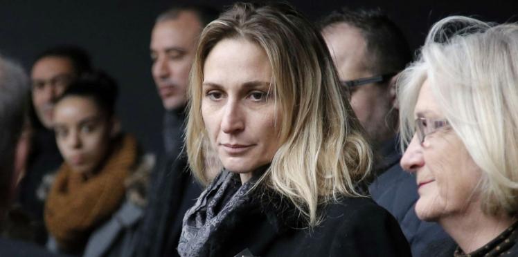 Hommage au garde du corps de Charb sans sa femme ni sa fille