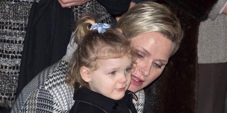 Charlène de Monaco raconte comment sa fille Gabriella a failli se noyer