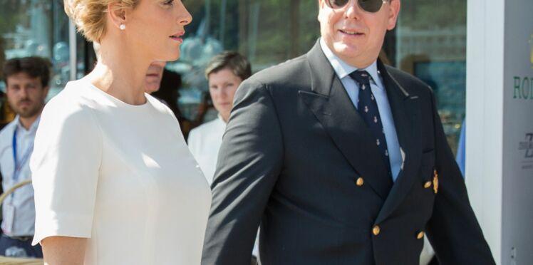 """Charlène de Monaco enceinte : le prince Albert """"très excité"""""""