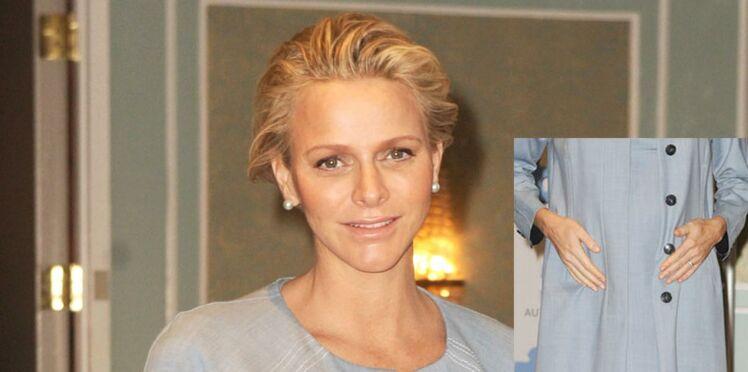 Charlene de Monaco enceinte : ça se voit ENFIN ! (vraiment)