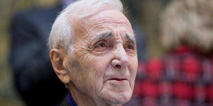 Charles Aznavour choque avec ses propos sur les migrants