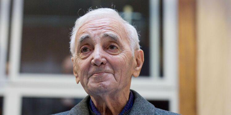 "Charles Aznavour : ""Je n'entends pas mais je vais chanter quand même"""