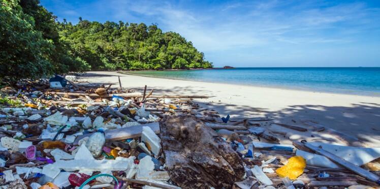 5 chiffres affolants sur la pollution plastique des océans