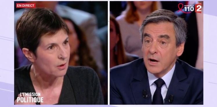 Christine Angot face à François Fillon : l'échange surréaliste (et historique)
