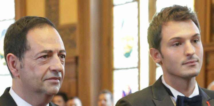 Photos - Qui est Christophe Michel, le mari de Jean-Luc Romero mort brutalement à 31 ans ?