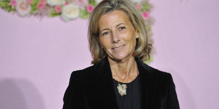 Son éviction de TF1, ses projets: les confidences de Claire Chazal