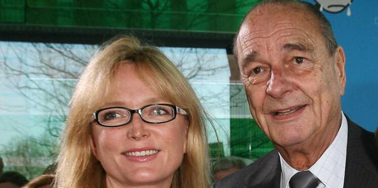 Claude Chirac donne des nouvelles sur l'état de santé de son père
