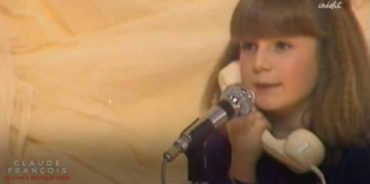 Vidéo - Claude François : Découvrez Frédérique Barkoff, la petite fille du Téléphone pleure