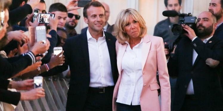 Ce cliché étonnant des Macron pris à la Fête de la musique a fait le tour du monde