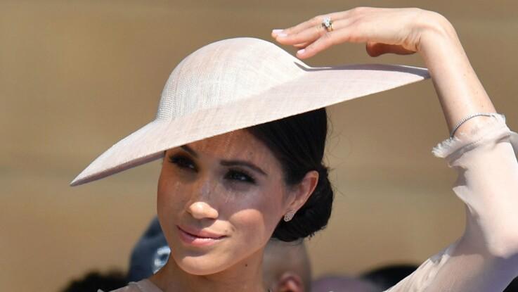 Comment Kensington Palace méprise la vie de Meghan Markle