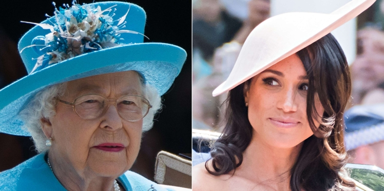 Comment Meghan Markle et la reine Elizabeth II sont devenues complices