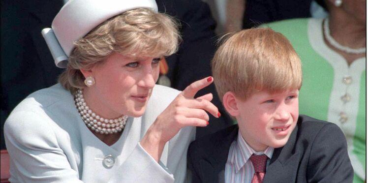 Le prince Harry se confie sur ses regrets suite au décès de sa mère, la princesse Diana