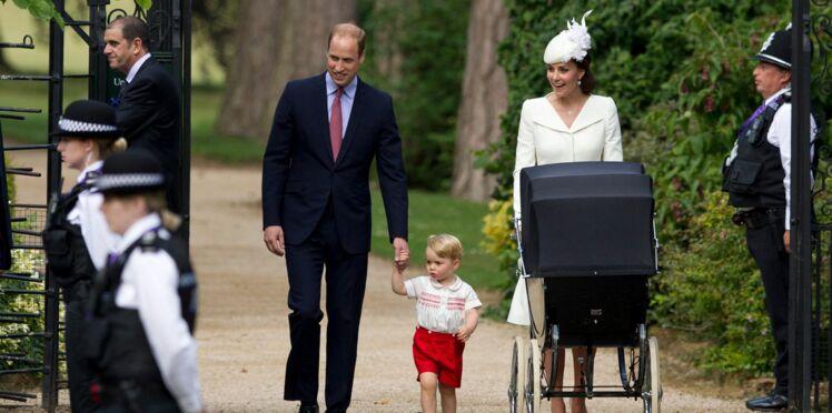La lettre coup de gueule de Kate Middleton et William pour protéger baby George