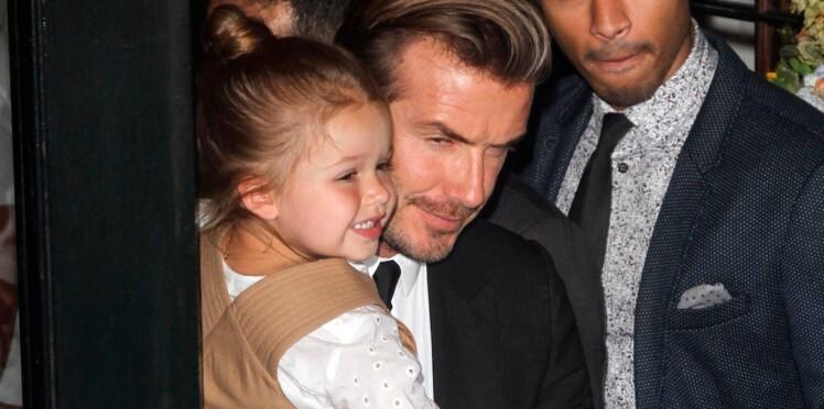 Accusé d'être un mauvais père, David Beckham pousse un coup de gueule sur Instagram