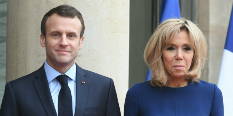 Courses, taxe d'habitation… Tout ce que le couple Macron paie de sa poche à l'Élysée