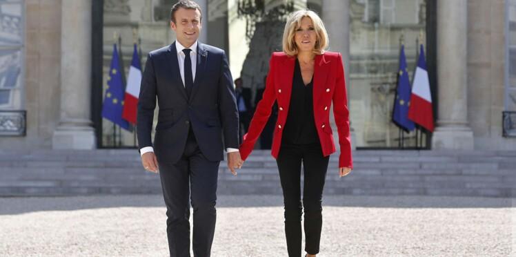 Assistants Coiffeur Chauffeur Combien Coute Brigitte Macron La