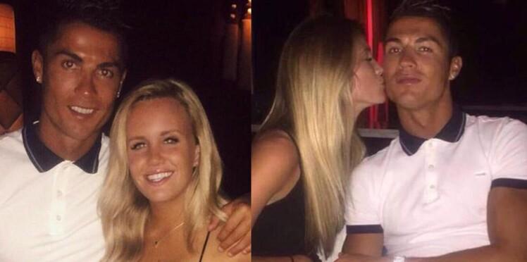 Elle perd son téléphone… Cristiano Ronaldo le retrouve et l'invite à dîner !
