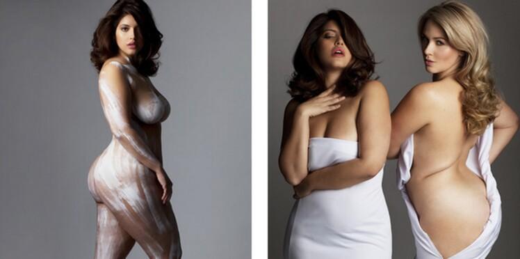 """On adore """"Curves"""" : le livre photo où les mannequins sont belles et rondes"""