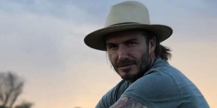 Photo - La polémique suite au cliché de David Beckham qui embrasse sa fille sur la bouche
