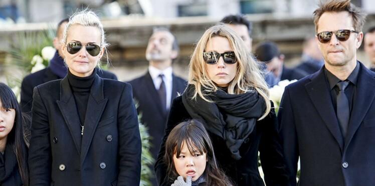 """David Hallyday dénonce les insultes racistes envers Jade et Joy, ses """"deux petites sœurs"""""""