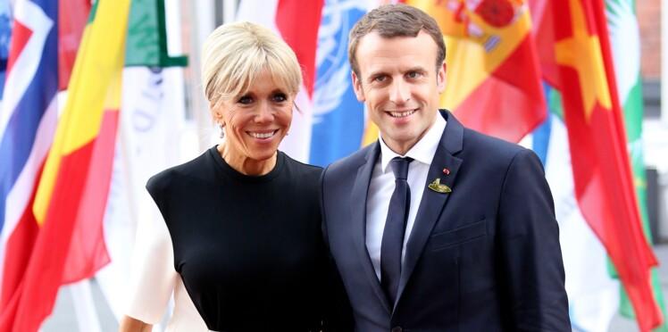 La belle déclaration d'amour d'Emmanuel Macron à sa femme, Brigitte
