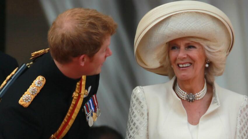 La déclaration d'amour inattendue du prince Harry à sa belle-mère Camilla Parker Bowles