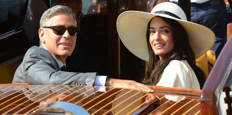 Amal et George Clooney : découvrez à quoi ressemblent leurs jumeaux, Ella et Alexander