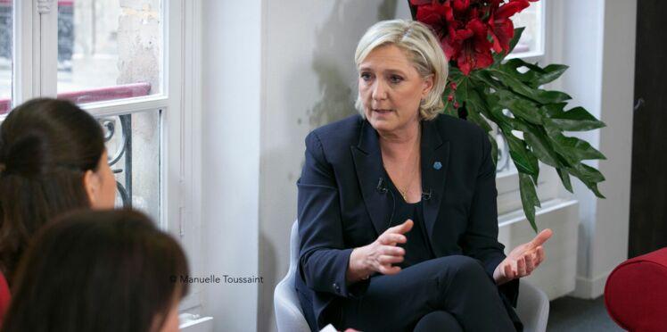 Délit d'entrave numérique à l'IVG : Marine Le Pen est contre la loi