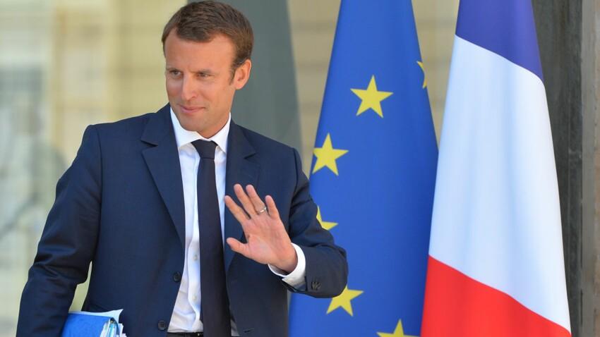 Démission d'Emmanuel Macron: adieu Bercy, à lui la course à l'Elysée!