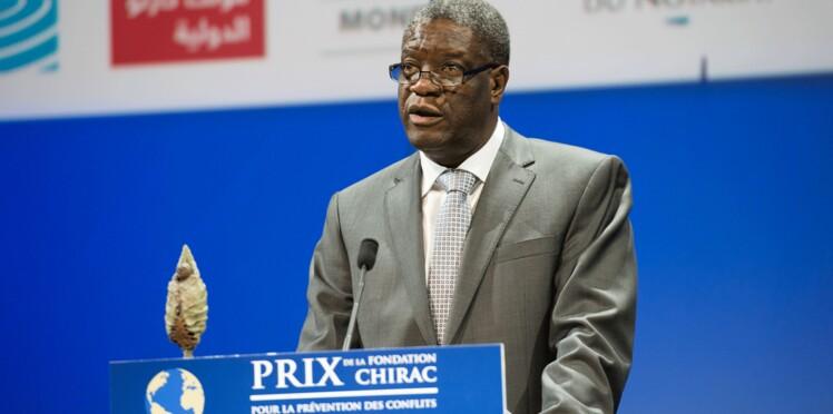 Denis Mukwege : L'Homme qui répare les femmes violées