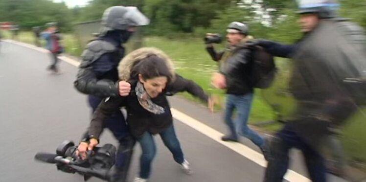 Loi travail : des journalistes victimes de violences policières à Rennes