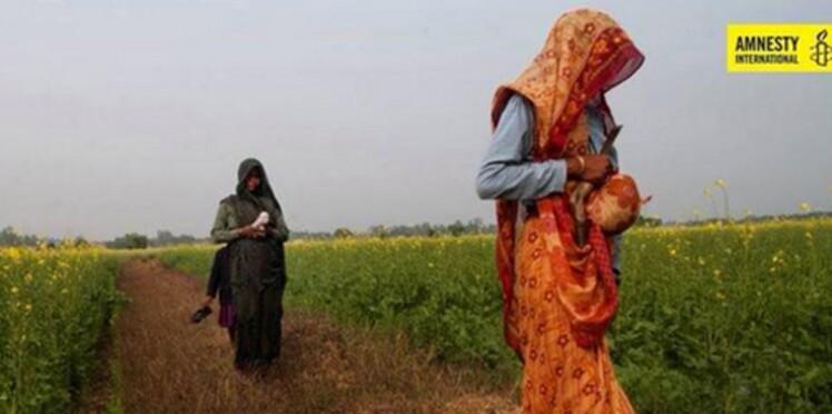 Deux soeurs condamnées à être violées en Inde