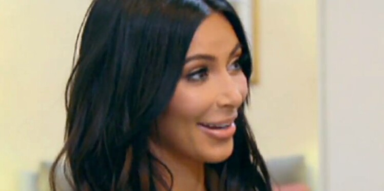 Kim Kardashian : une deuxième grossesse !
