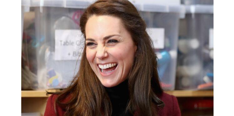 Devinez quel est le talent caché de Kate Middleton