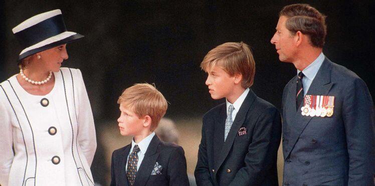 Diana : pourquoi elle était jalouse de la nounou de ses enfants