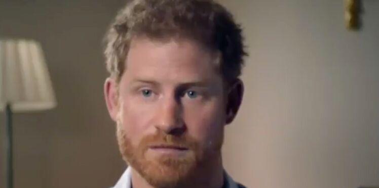 Diana : le prince Harry se livre sur la mort de sa mère et condamne les paparazzi