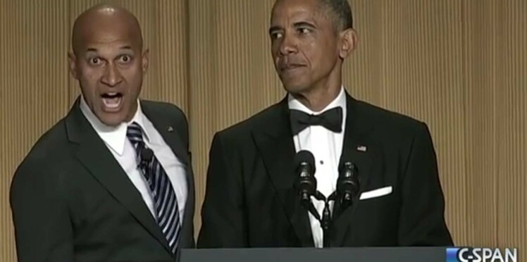Le discours so drôle de Barack Obama : on est FANS (nous aussi, on a envie de crier !)