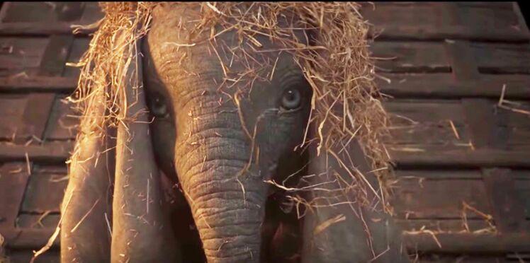 """Vidéo - Disney dévoile la bande-annonce du film """"Dumbo"""", de Tim Burton"""