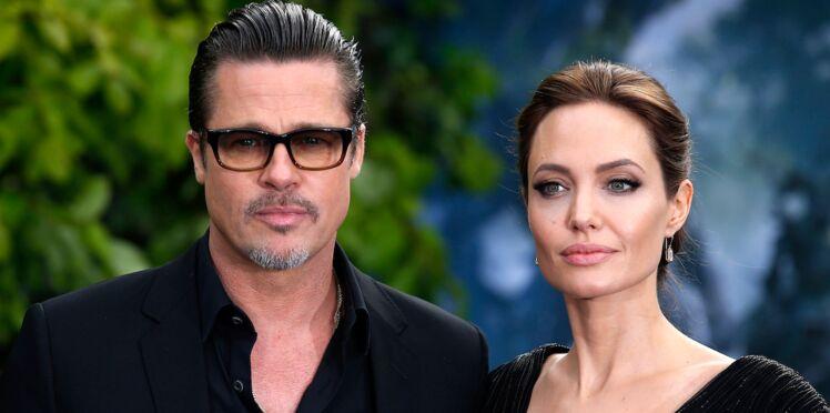 """Le divorce de Brad Pitt et Angelina Jolie """"en train d'être finalisé"""""""