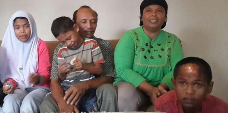 Après sa fille, un couple retrouve son fils dix ans après le tsunami