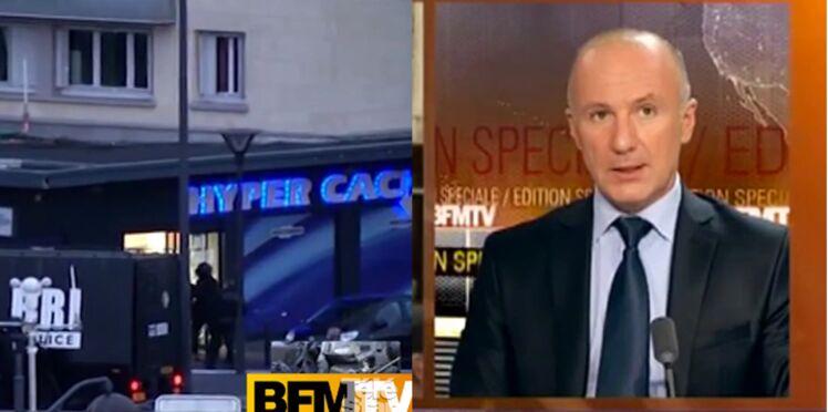Hyper Cacher: le mea culpa du journaliste de BFMTV