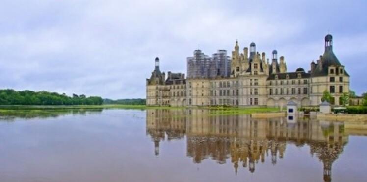 Des appels aux dons pour sauver les châteaux inondés