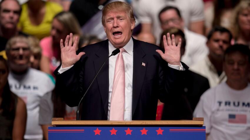 """L'allaitement, """"dégoûtant"""" pour Donald Trump ?"""