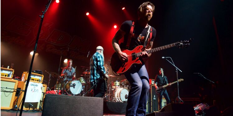 "Eagles of Death Metal à l'Olympia : ""Un concert comme je n'en ai jamais vu"""