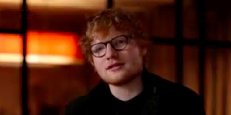 La parfaite réponse d'Ed Sheeran à la maladresse de Thierry Demaizière