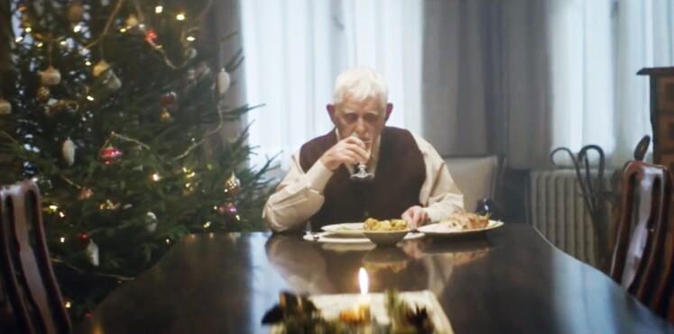 Edeka lance un spot touchant contre la solitude des seniors à Noël